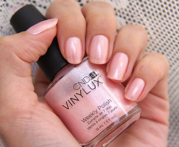 VINYLUX 118 Grapefruit Sparkle