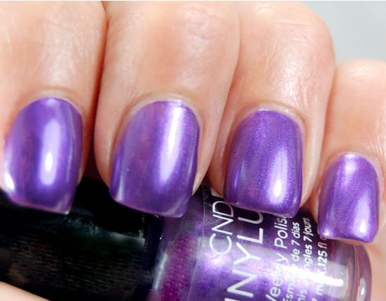 VINYLUX 117 Grape Gum