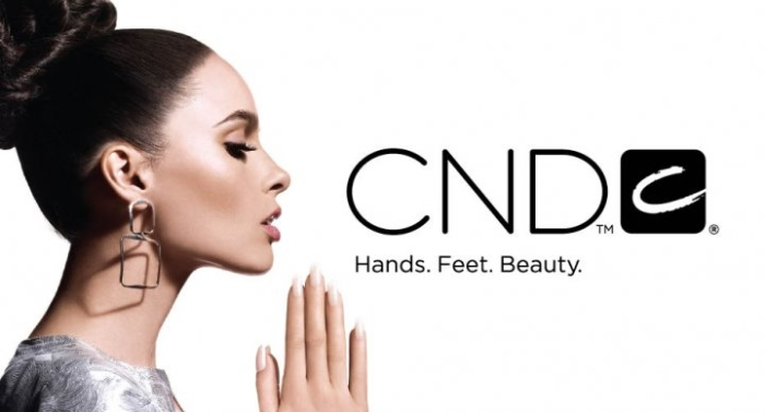 CND hands feet beauty
