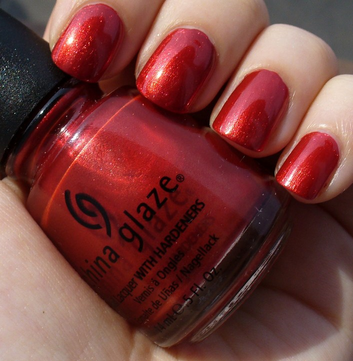 лак China Glaze Drive In