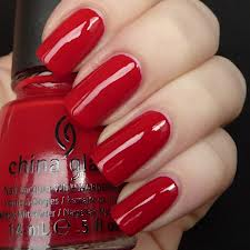 лак China Glaze Salsa