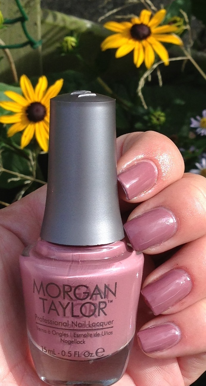 Morgan Taylor Must Have Mauve
