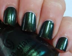 лак China Glaze Gussied Up Green