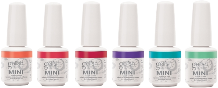 Гель лаки Harmony Gelish Mini