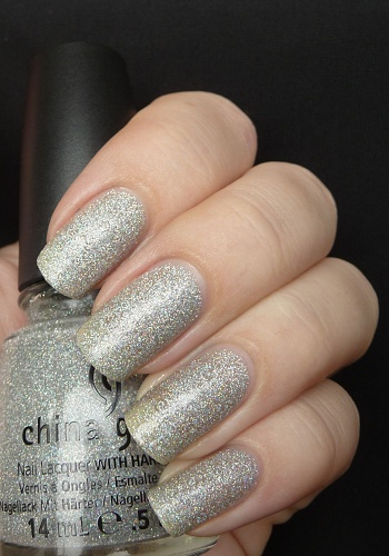 лак China Glaze Glistening Snow