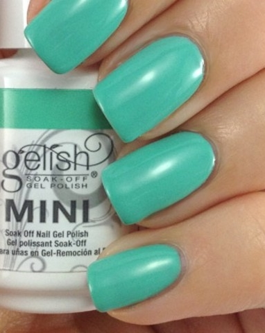 Gelish MINI A Mint Of Spring