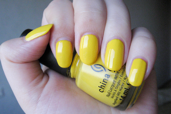 лак China Glaze Happy Go Lucky