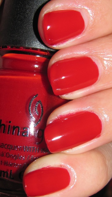 лак China Glaze High Roller