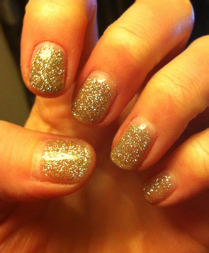 гель лак ibd Just Gel Polish All That Glitters