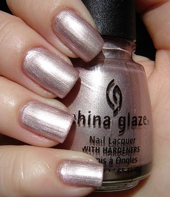 лак China Glaze Thistle