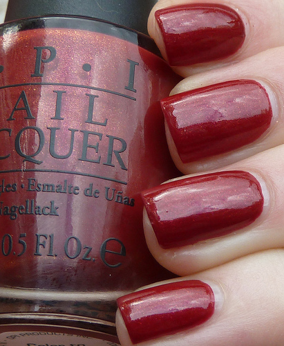 Лак OPI Color to Diner For