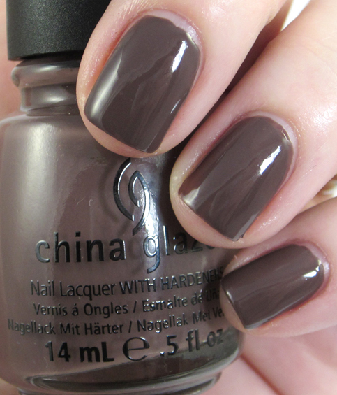 лак China Glaze Foie Gras