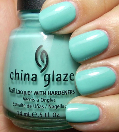 лак China Glaze For Audrey