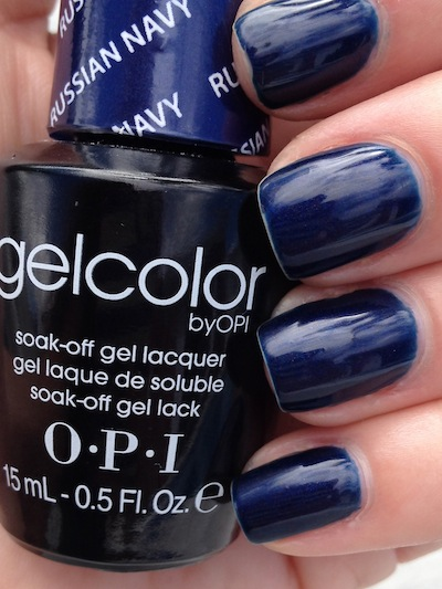Гель-лак OPI Russian Navy 15 мл