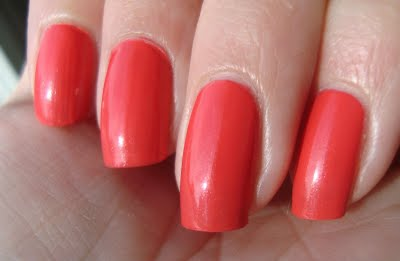 Гель-лак OPI I Eat Mainely Lobster 15 мл