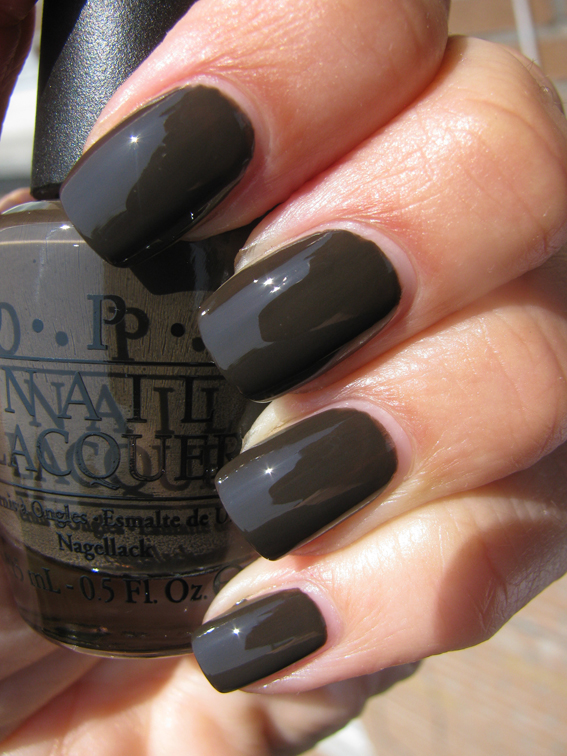 Лак OPI Get In The Expresso Lane 15 мл
