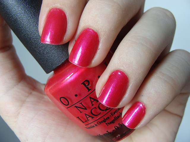 Лак OPI Ladies and Magenta-Men