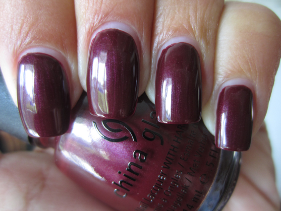 лак China Glaze Loft-y Ambitions