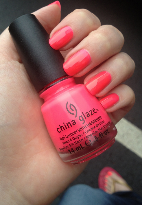 лак China Glaze Pool Party