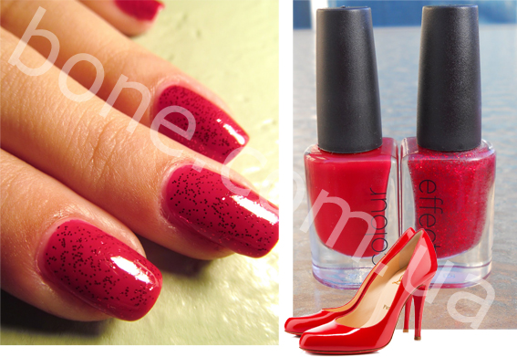 набор лаков CND Red Hot Colour Collection