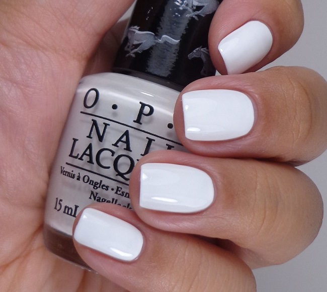 Лак OPI Angel with a Leadfoot 15 мл