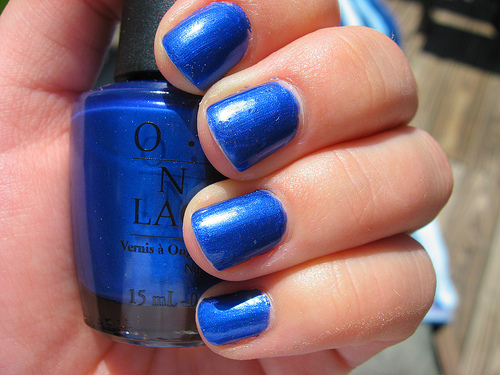 Лак OPI Blue My Mind 15 мл