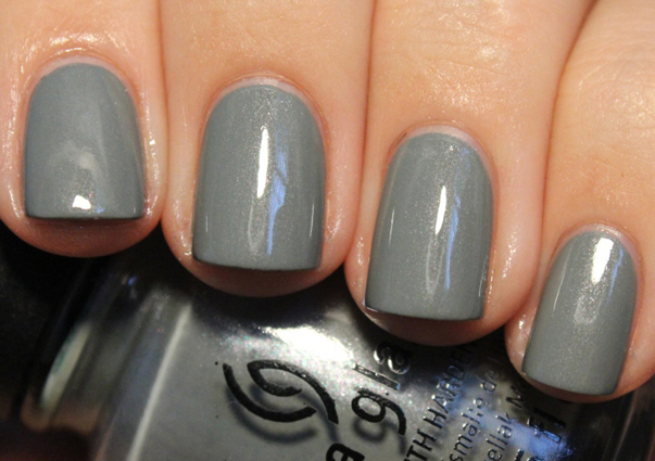 лак China Glaze elephant walk