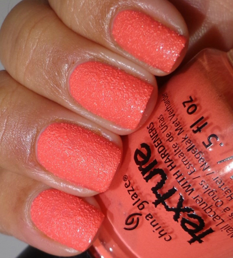 текстурный лак china glaze texture itty bitty gritty