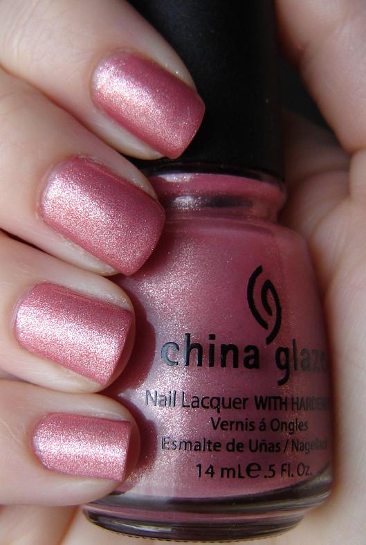 лак china glaze trophy wife
