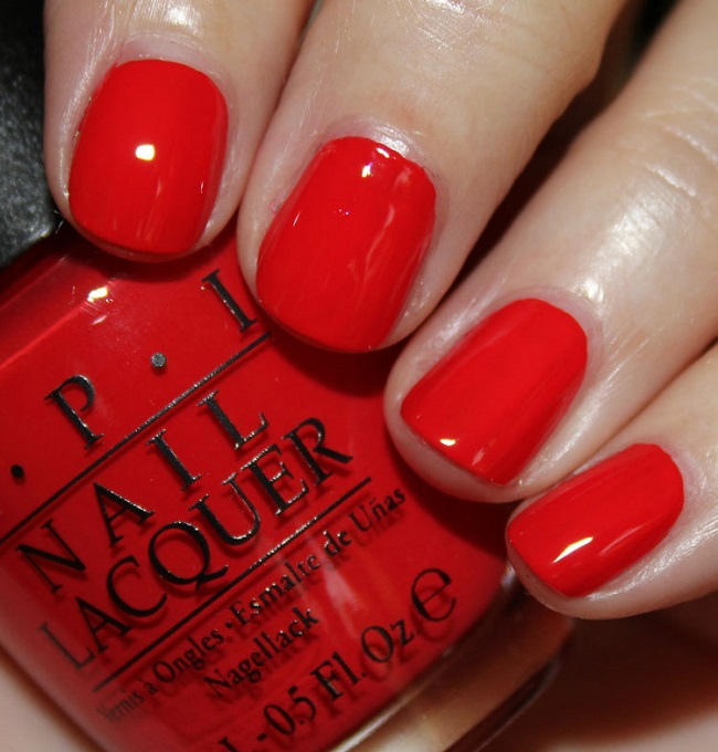 Лак OPI Coca-Cola Red 15 мл