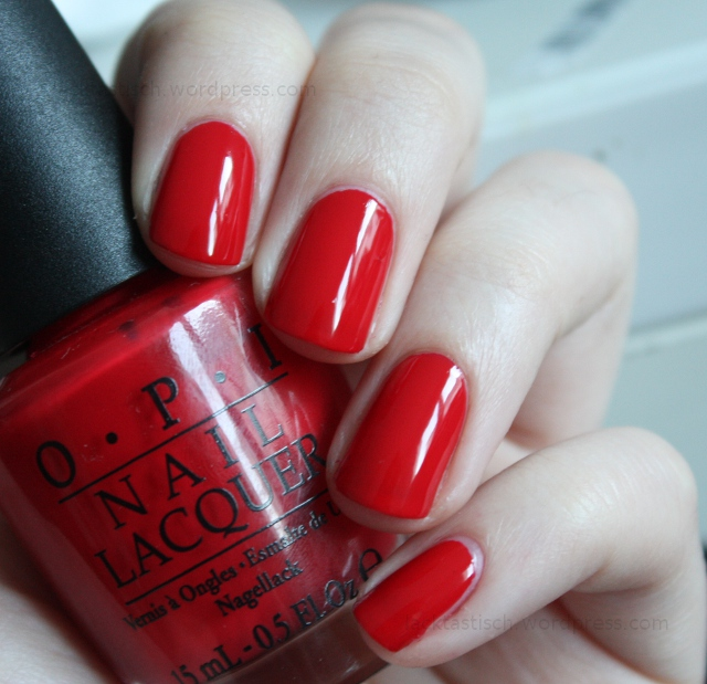 Лак OPI Color So Hot It Berns 15 мл