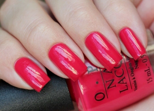 Лак OPI Dutch Tulips 15 мл
