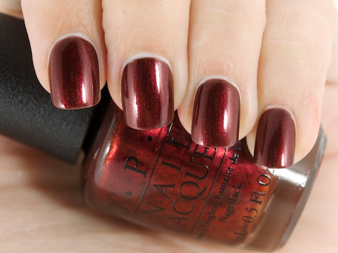 Лак OPI  German-I Cure by 15 мл