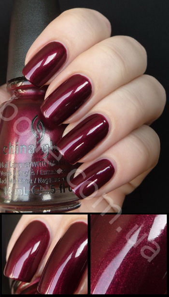лак China Glaze Heart of Africa
