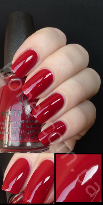 лак China Glaze High Maintenance