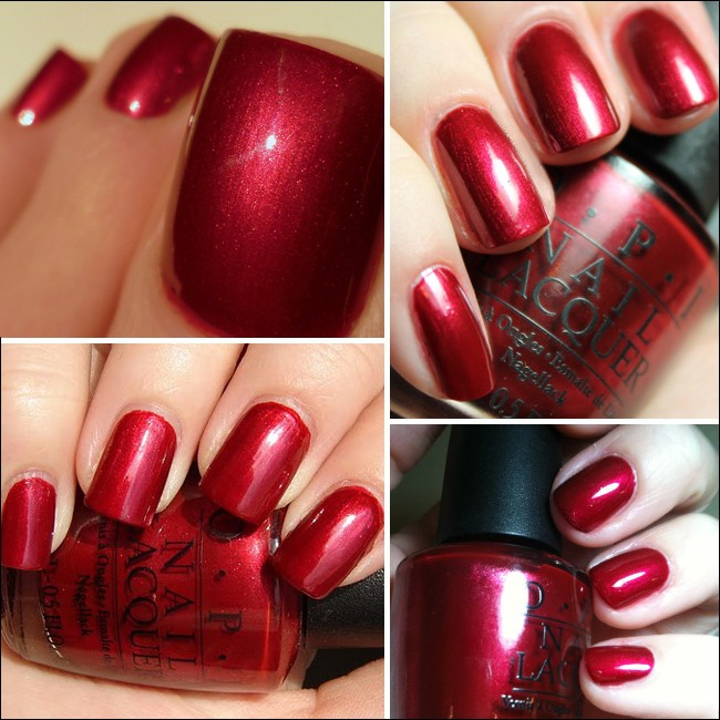 Лак OPI Im not Really a Waitress 15 мл
