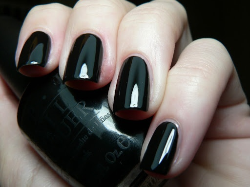 Лак OPI Lady in Black 15 мл