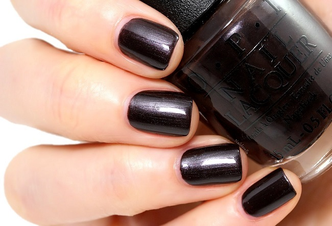 Лак OPI Love is Hot and Coal 15 мл