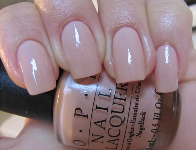Лак OPI Makes Men blush  15 мл