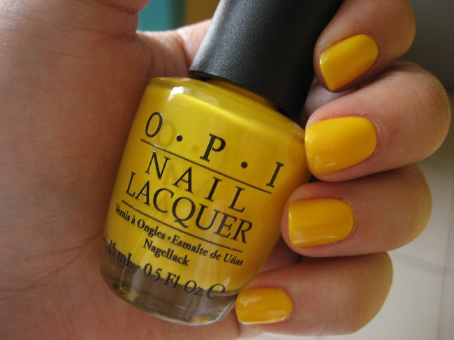 Лак OPI Need Sunglasses 15 мл
