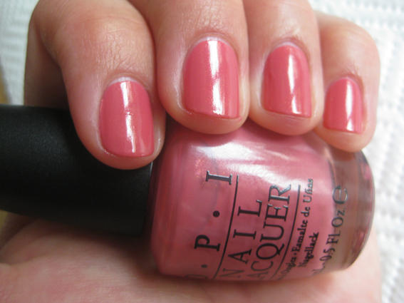Лак OPI My Address Is Hollywood 15 мл
