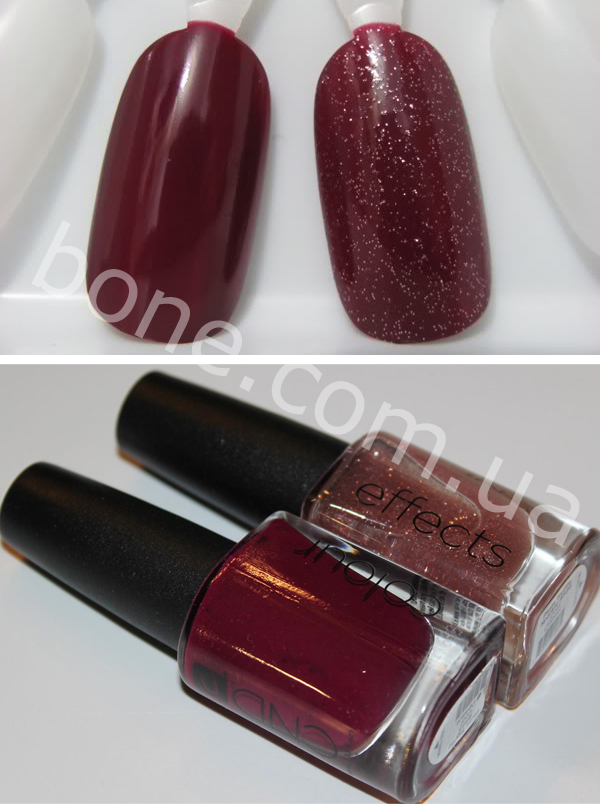 лак CND Plum Truffle Colour Duo