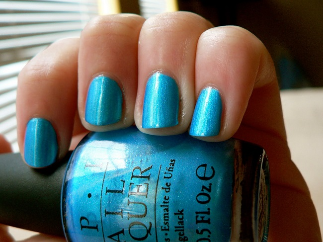 Лак OPI Teal the Cows come home 15 мл