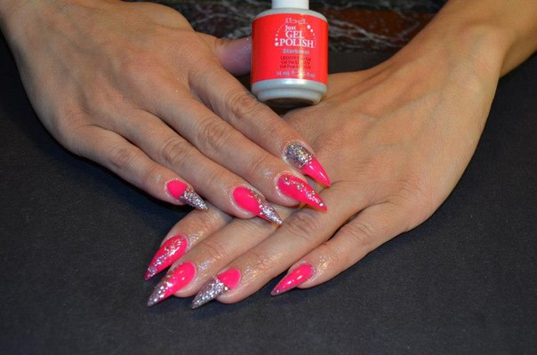 гель лак ibd Just Gel Polish Starburst
