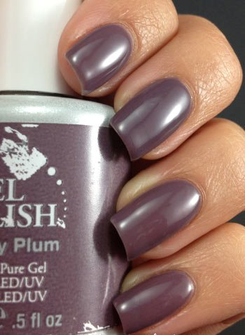 гель лак ibd Just Gel Polish Smokey Plum