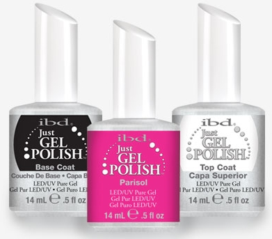 Гель лак ibd just gel polish