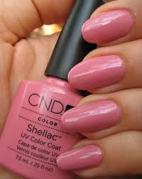 CND Shellac Rose Bud