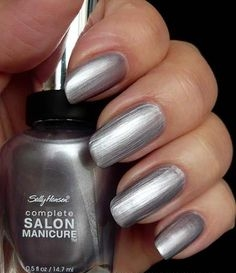 Лак Sally Hansen Salon №330 Pedal to the Metal