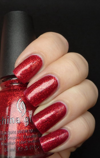 лак China Glaze Ring In The