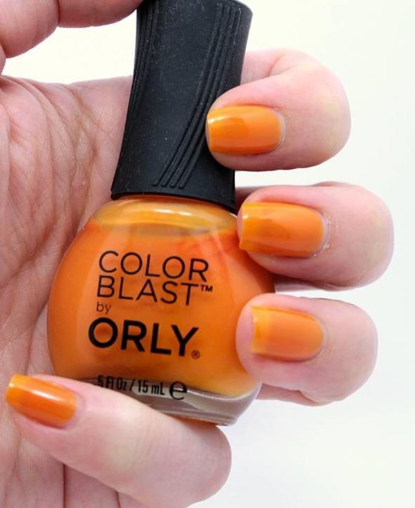 Лак ORLY Tangerine Trance